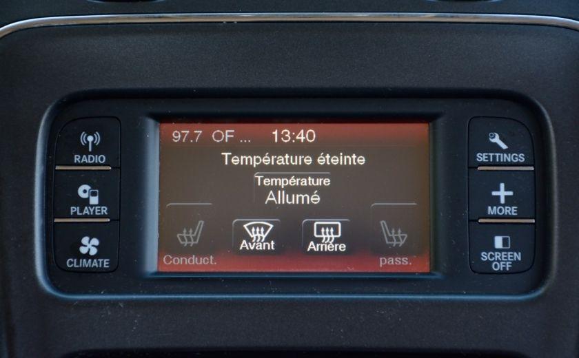 2012 Dodge Journey R/T CUIR TI A/C TOIT #18