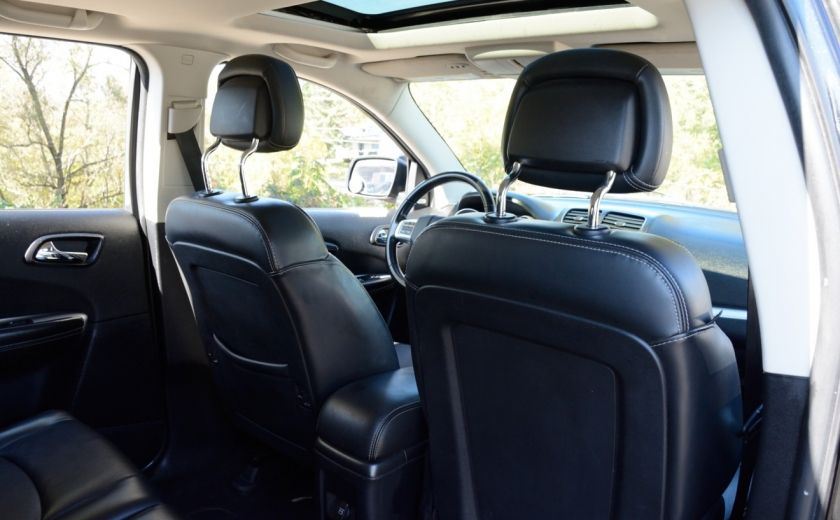 2012 Dodge Journey R/T CUIR TI A/C TOIT #26