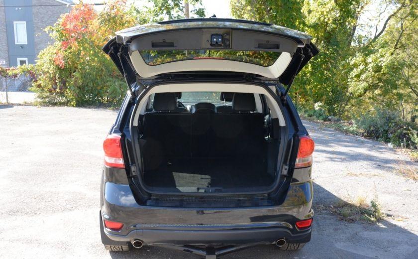 2012 Dodge Journey R/T CUIR TI A/C TOIT #33