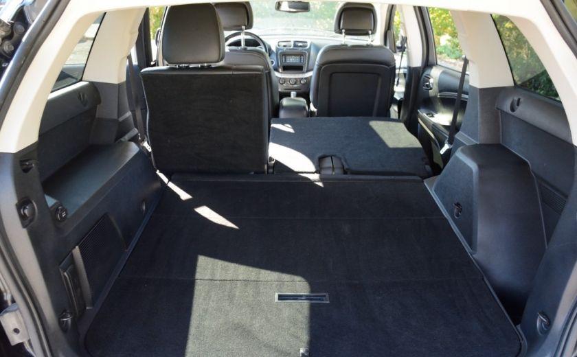 2012 Dodge Journey R/T CUIR TI A/C TOIT #35