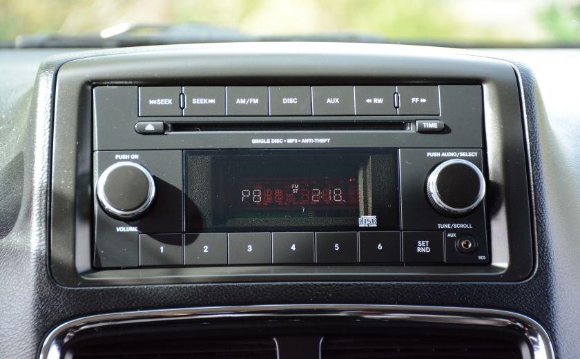 2014 Dodge GR Caravan SE A/C CRUISE #14