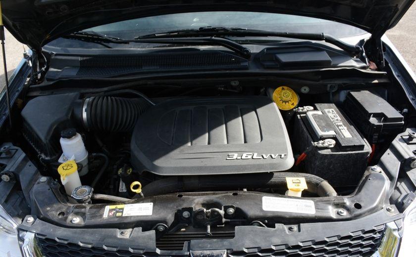 2014 Dodge GR Caravan SE A/C CRUISE #27