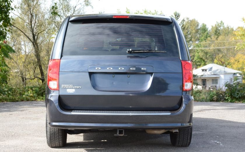 2014 Dodge GR Caravan SE A/C CRUISE #5
