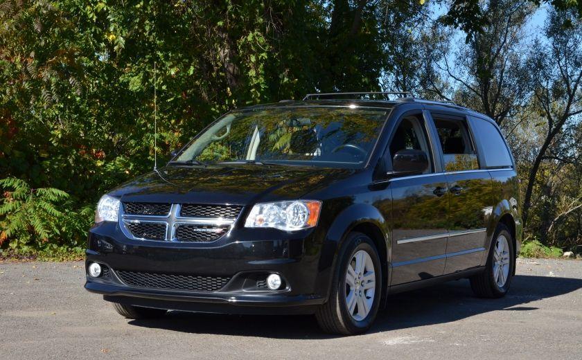 2012 Dodge GR Caravan CREW A/C BIZONE CRUISE  SIÈGES ELECTRIQU #2