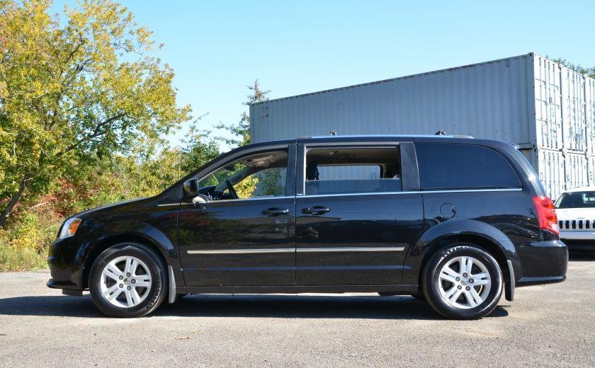 2012 Dodge GR Caravan CREW A/C BIZONE CRUISE  SIÈGES ELECTRIQU #3