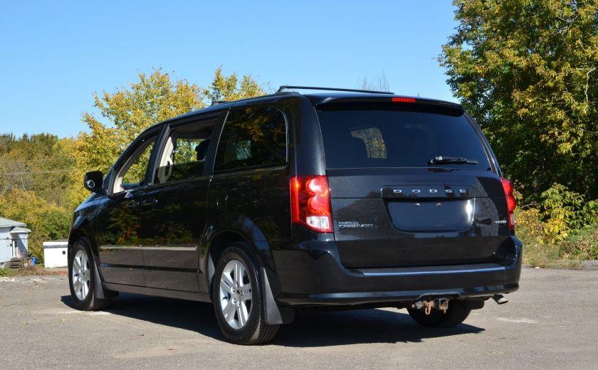 2012 Dodge GR Caravan CREW A/C BIZONE CRUISE  SIÈGES ELECTRIQU #4