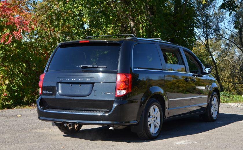 2012 Dodge GR Caravan CREW A/C BIZONE CRUISE  SIÈGES ELECTRIQU #6