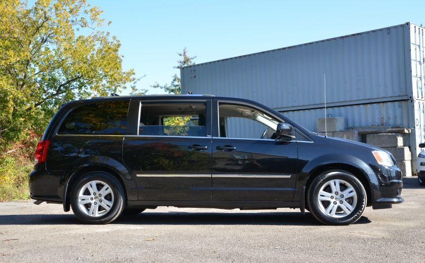 2012 Dodge GR Caravan CREW A/C BIZONE CRUISE  SIÈGES ELECTRIQU #7