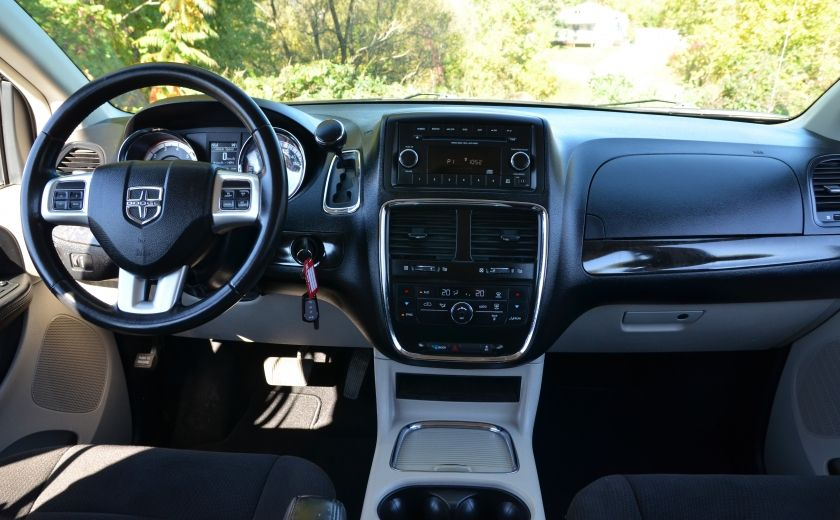 2012 Dodge GR Caravan CREW A/C BIZONE CRUISE  SIÈGES ELECTRIQU #11