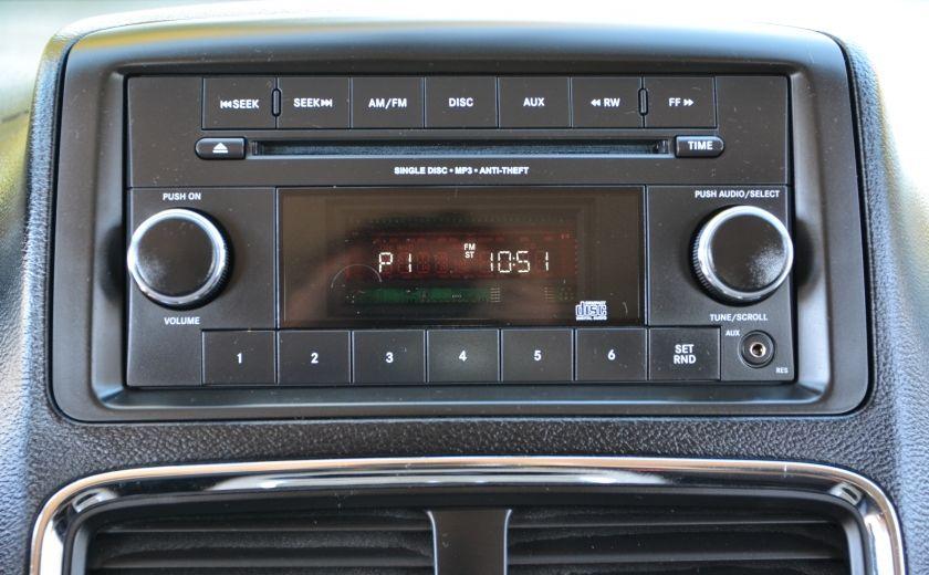 2012 Dodge GR Caravan CREW A/C BIZONE CRUISE  SIÈGES ELECTRIQU #14