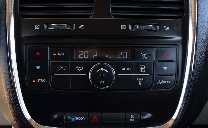 2012 Dodge GR Caravan CREW A/C BIZONE CRUISE  SIÈGES ELECTRIQU #15