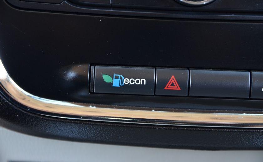 2012 Dodge GR Caravan CREW A/C BIZONE CRUISE  SIÈGES ELECTRIQU #16