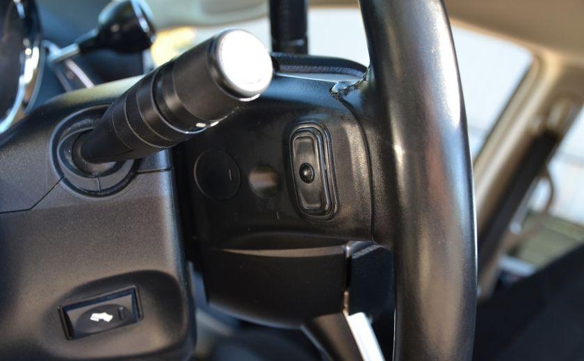 2012 Dodge GR Caravan CREW A/C BIZONE CRUISE  SIÈGES ELECTRIQU #17