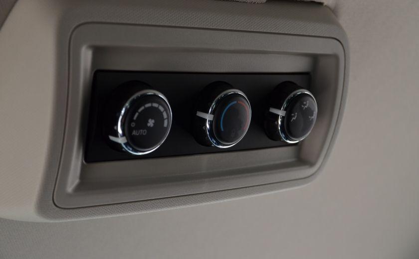 2012 Dodge GR Caravan CREW A/C BIZONE CRUISE  SIÈGES ELECTRIQU #19