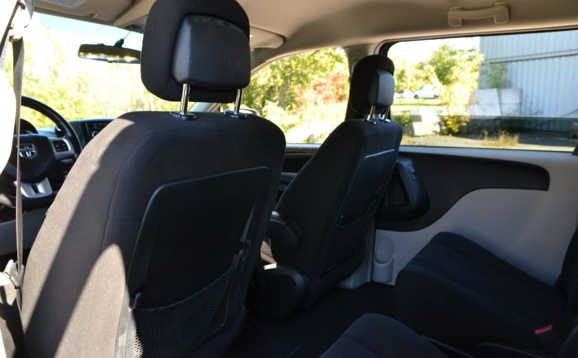 2012 Dodge GR Caravan CREW A/C BIZONE CRUISE  SIÈGES ELECTRIQU #21