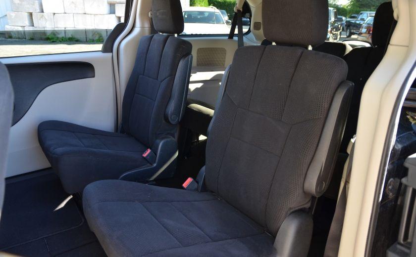2012 Dodge GR Caravan CREW A/C BIZONE CRUISE  SIÈGES ELECTRIQU #22