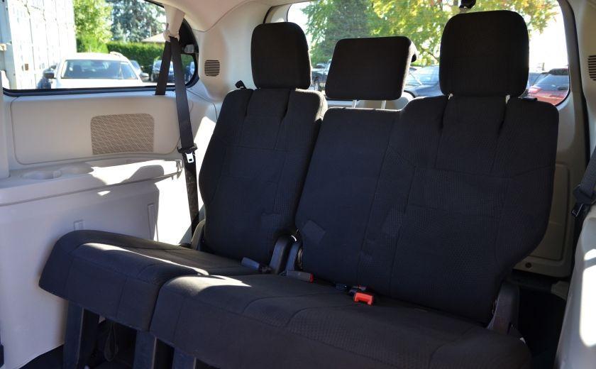 2012 Dodge GR Caravan CREW A/C BIZONE CRUISE  SIÈGES ELECTRIQU #23