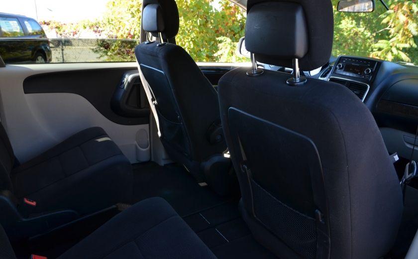 2012 Dodge GR Caravan CREW A/C BIZONE CRUISE  SIÈGES ELECTRIQU #25