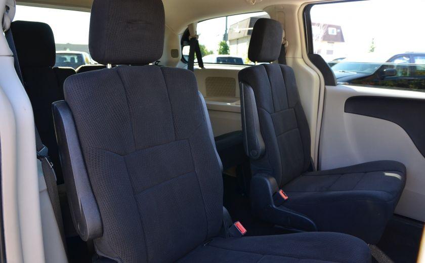 2012 Dodge GR Caravan CREW A/C BIZONE CRUISE  SIÈGES ELECTRIQU #26
