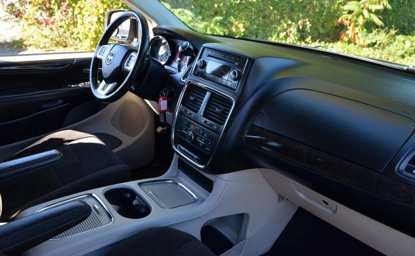 2012 Dodge GR Caravan CREW A/C BIZONE CRUISE  SIÈGES ELECTRIQU #27