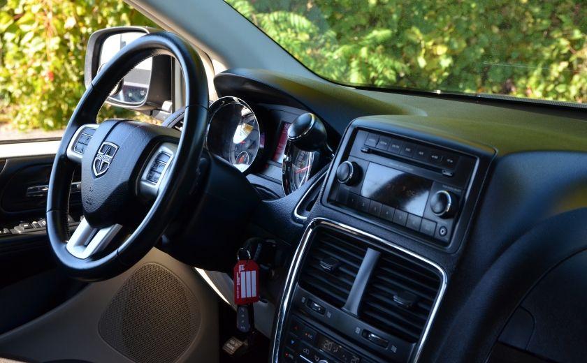 2012 Dodge GR Caravan CREW A/C BIZONE CRUISE  SIÈGES ELECTRIQU #28