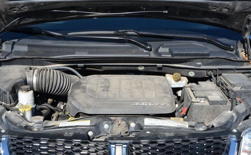 2012 Dodge GR Caravan CREW A/C BIZONE CRUISE  SIÈGES ELECTRIQU #29