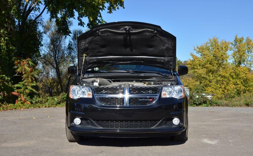 2012 Dodge GR Caravan CREW A/C BIZONE CRUISE  SIÈGES ELECTRIQU #30