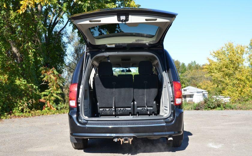 2012 Dodge GR Caravan CREW A/C BIZONE CRUISE  SIÈGES ELECTRIQU #31