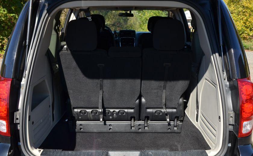 2012 Dodge GR Caravan CREW A/C BIZONE CRUISE  SIÈGES ELECTRIQU #32