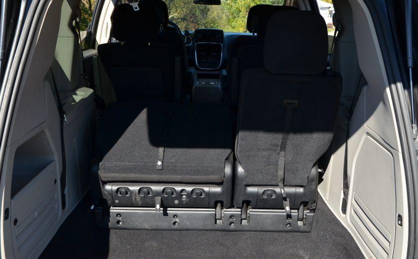 2012 Dodge GR Caravan CREW A/C BIZONE CRUISE  SIÈGES ELECTRIQU #33