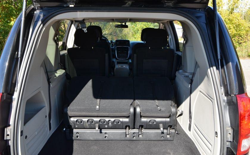 2012 Dodge GR Caravan CREW A/C BIZONE CRUISE  SIÈGES ELECTRIQU #34