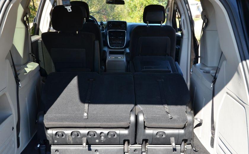 2012 Dodge GR Caravan CREW A/C BIZONE CRUISE  SIÈGES ELECTRIQU #35