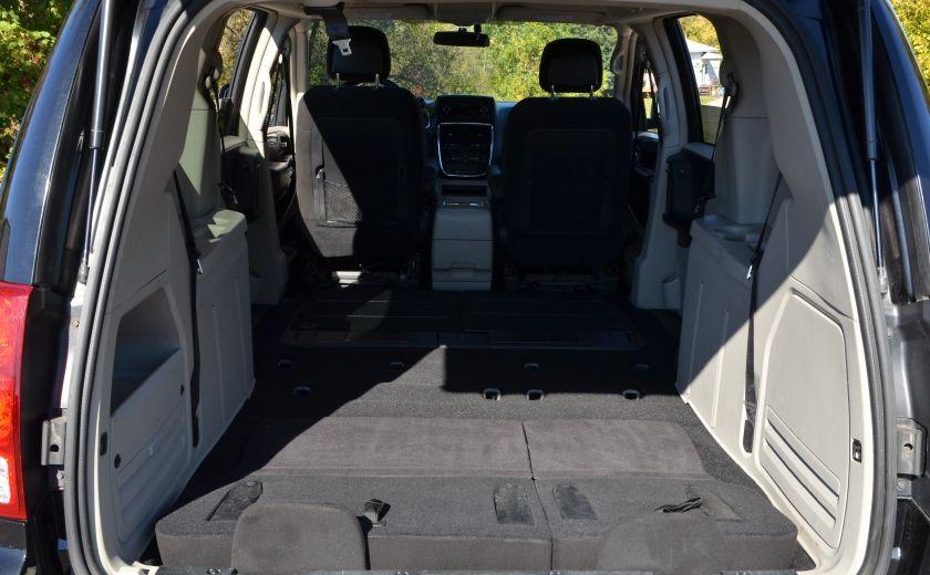 2012 Dodge GR Caravan CREW A/C BIZONE CRUISE  SIÈGES ELECTRIQU #36
