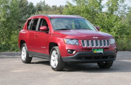 2014 Jeep Compass North 4WD AUTO A/C MAGS in Sept-Îles