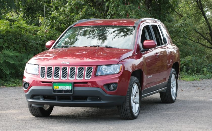 2014 Jeep Compass North 4WD AUTO A/C MAGS #2