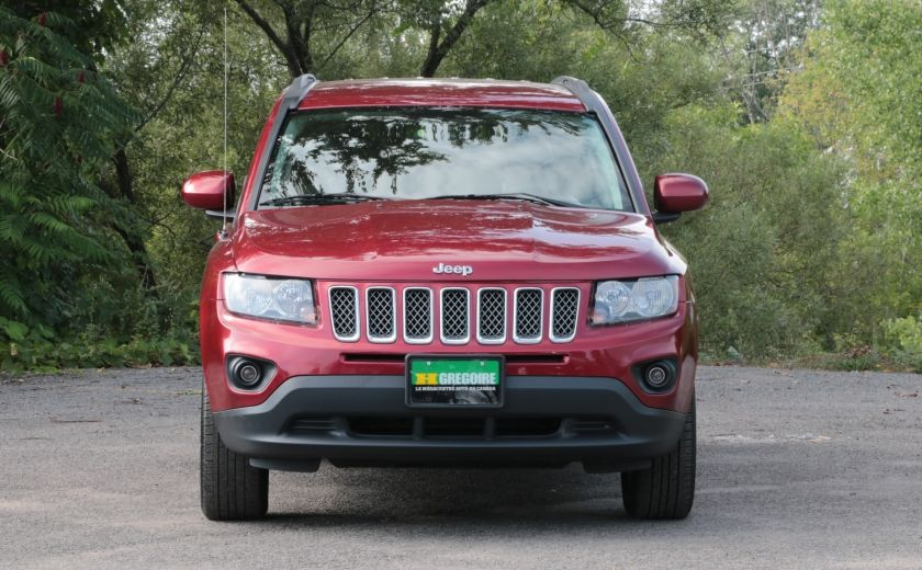 2014 Jeep Compass North 4WD AUTO A/C MAGS #1