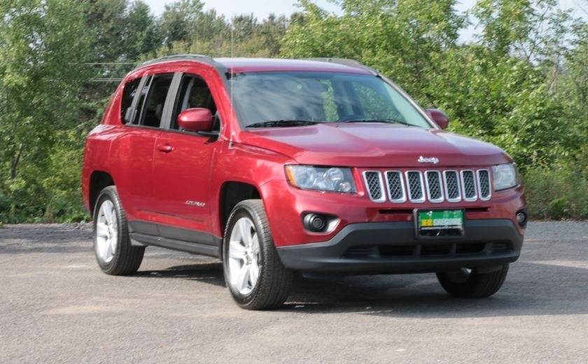 2014 Jeep Compass North 4WD AUTO A/C MAGS #0
