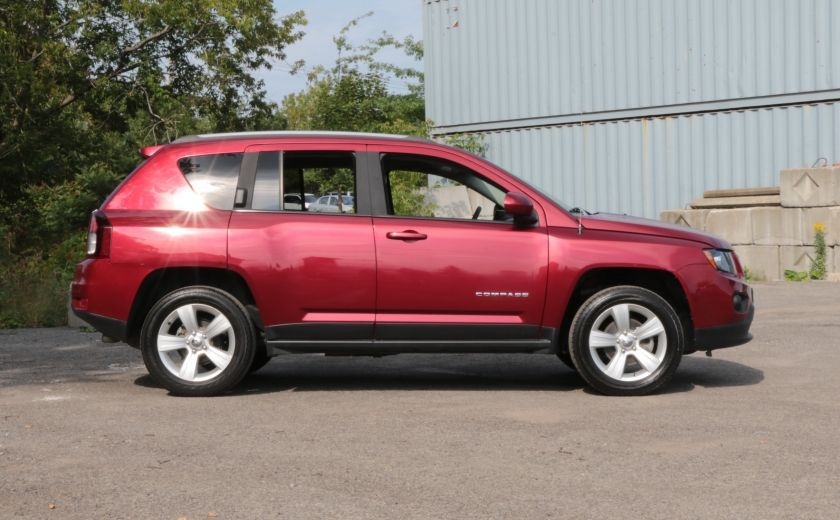 2014 Jeep Compass North 4WD AUTO A/C MAGS #7