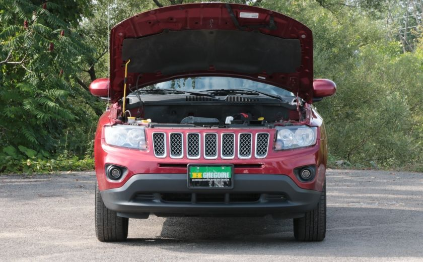 2014 Jeep Compass North 4WD AUTO A/C MAGS #25