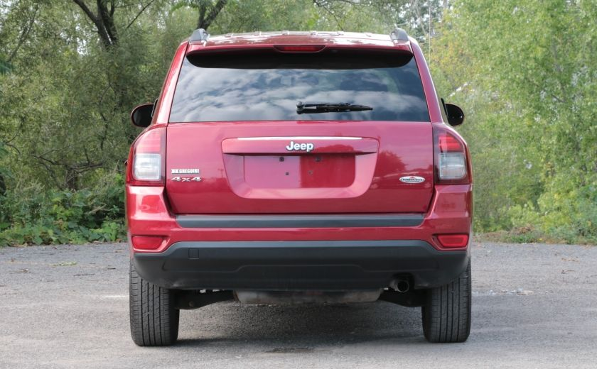2014 Jeep Compass North 4WD AUTO A/C MAGS #5