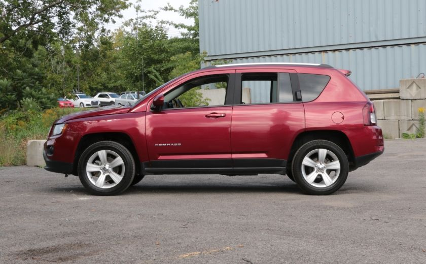 2014 Jeep Compass North 4WD AUTO A/C MAGS #3
