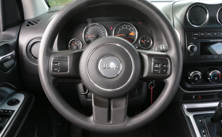 2014 Jeep Compass North 4WD AUTO A/C MAGS #13