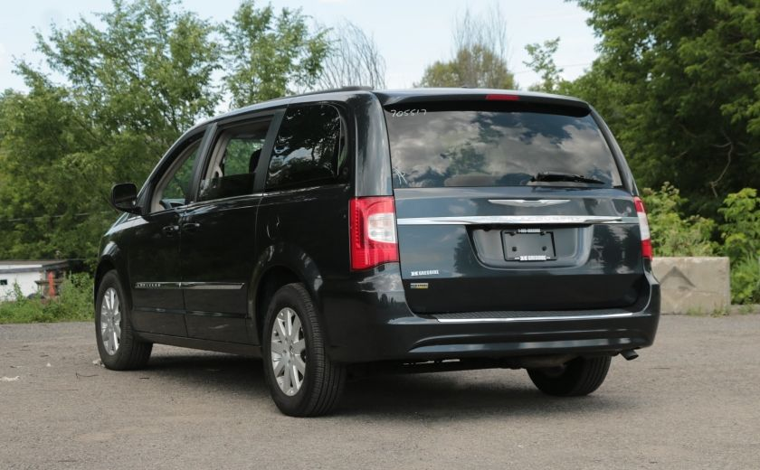 2014 Chrysler Town And Country Touring A/C STOW & GO #4