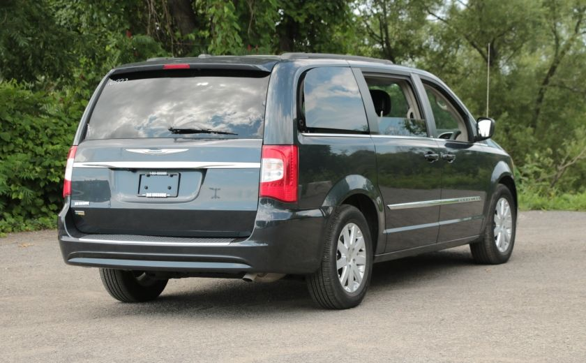2014 Chrysler Town And Country Touring A/C STOW & GO #6
