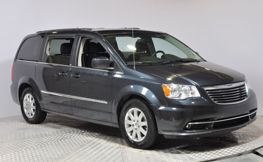 2014 Chrysler Town And Country Touring A/C STOW & GO #0