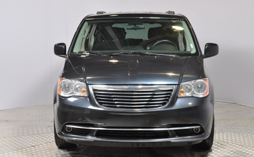 2014 Chrysler Town And Country Touring A/C STOW & GO #1