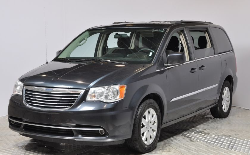 2014 Chrysler Town And Country Touring A/C STOW & GO #2