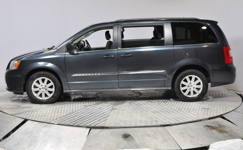 2014 Chrysler Town And Country Touring A/C STOW & GO #3