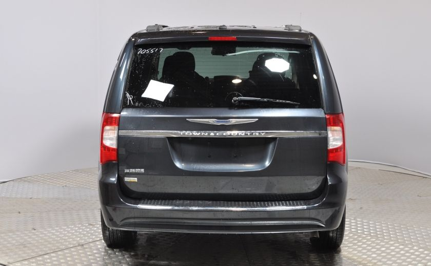 2014 Chrysler Town And Country Touring A/C STOW & GO #5