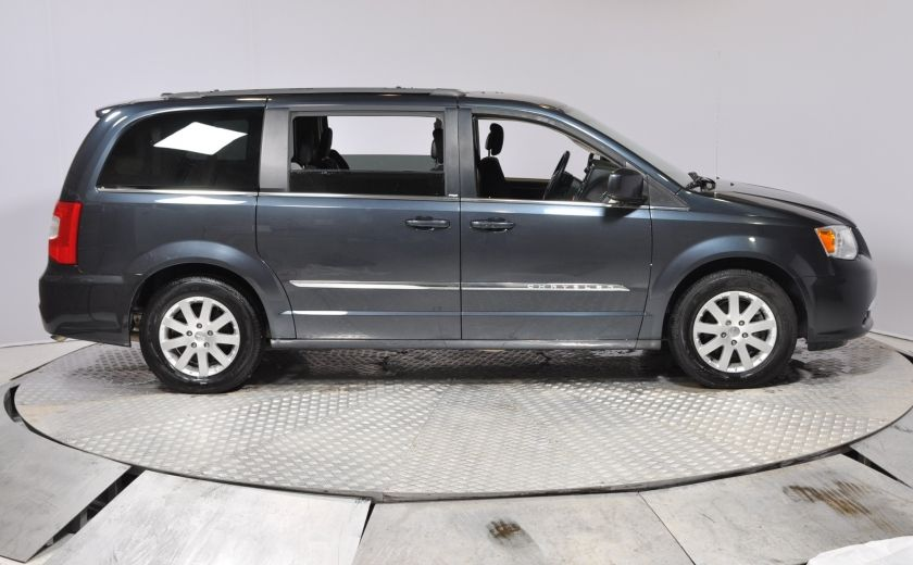 2014 Chrysler Town And Country Touring A/C STOW & GO #7